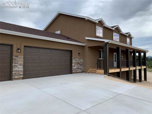 606 Pioneer Haven Point, Palmer Lake, CO 80133 (#5504355) :: Colorado Home Finder Realty
