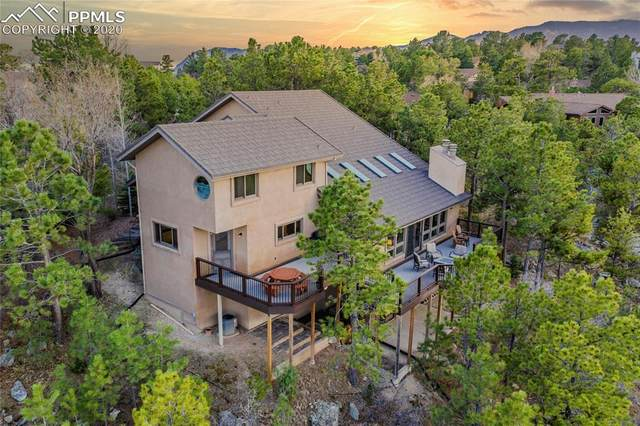 1030 Point Of The Pines Drive, Colorado Springs, CO 80919 (#5530802) :: Tommy Daly Home Team