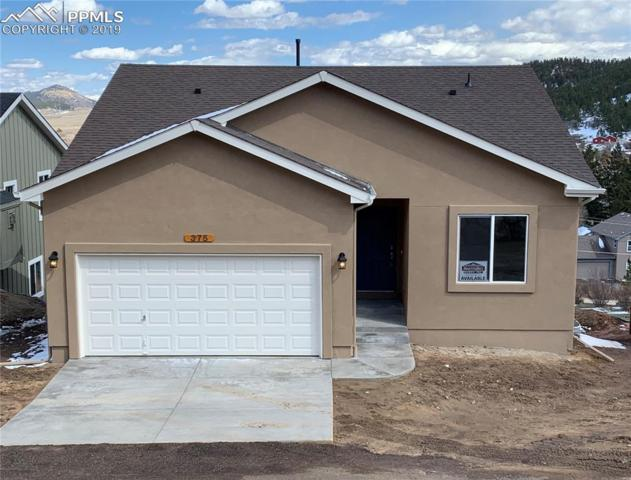 375 Upper Glenway, Palmer Lake, CO 80133 (#5679350) :: CENTURY 21 Curbow Realty