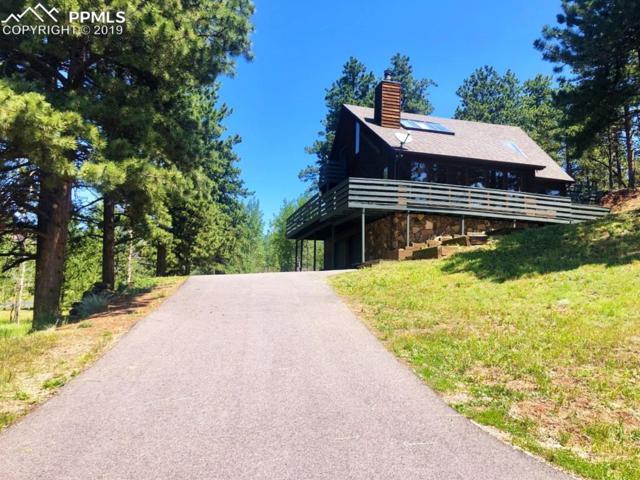 200 Sun Ridge Court, Woodland Park, CO 80863 (#5706841) :: The Treasure Davis Team