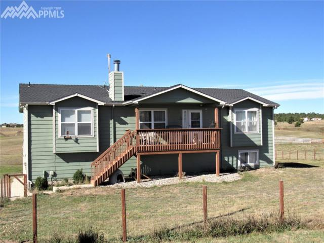 16240 Northcliff Place, Elbert, CO 80106 (#5717262) :: The Treasure Davis Team