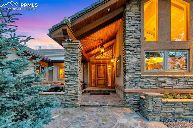 11750 Woodland Road, Woodland Park, CO 80863 (#5790458) :: Venterra Real Estate LLC