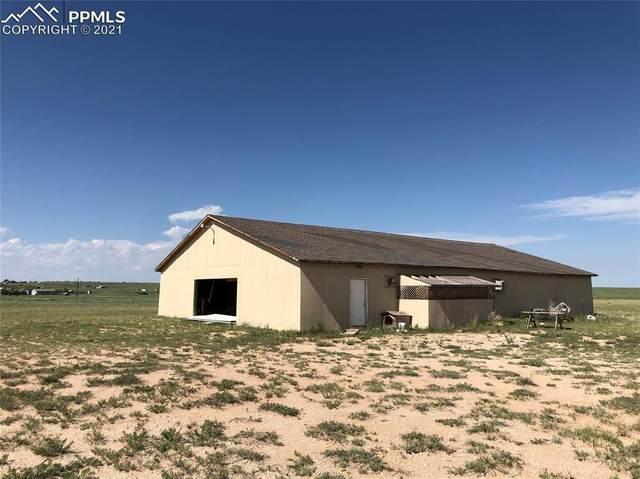 4455 N Yoder Road, Yoder, CO 80864 (#5792517) :: 8z Real Estate