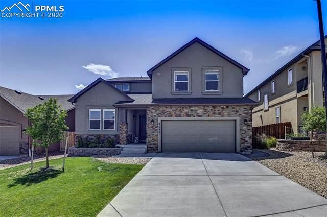 2680 Farrier Court, Colorado Springs, CO 80922 (#6295434) :: The Treasure Davis Team