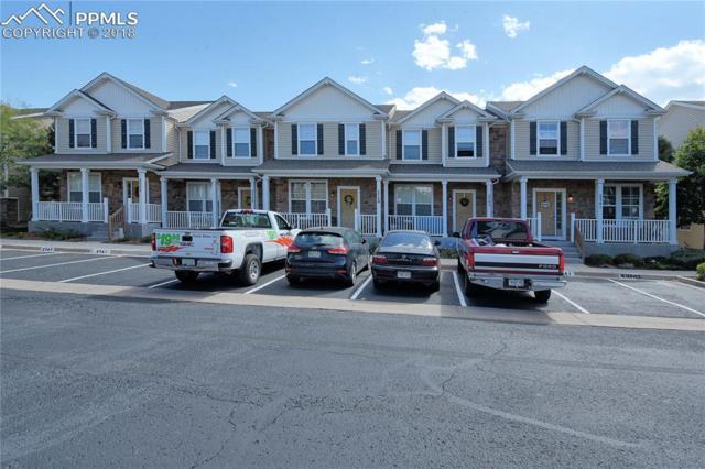 2741 Tumblewood Grove, Colorado Springs, CO 80910 (#6449927) :: The Hunstiger Team