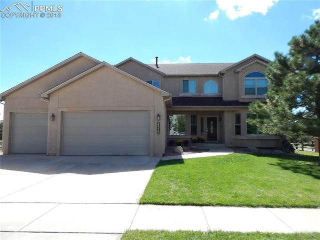 2425 Vanreen Drive, Colorado Springs, CO 80919 (#6717013) :: The Treasure Davis Team