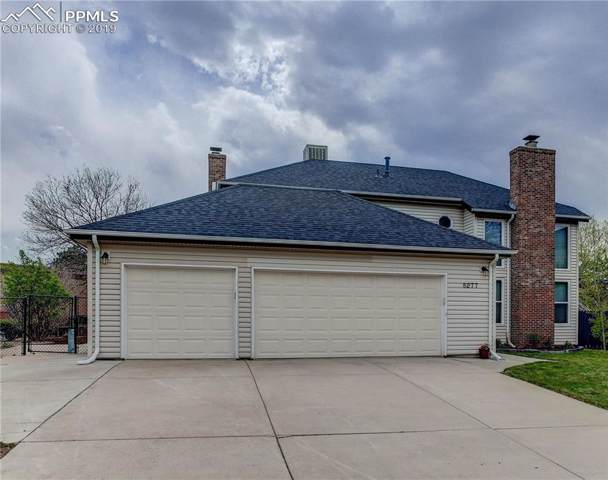 8277 S Jasmine Court, Centennial, CO 80112 (#6912857) :: Jason Daniels & Associates at RE/MAX Millennium