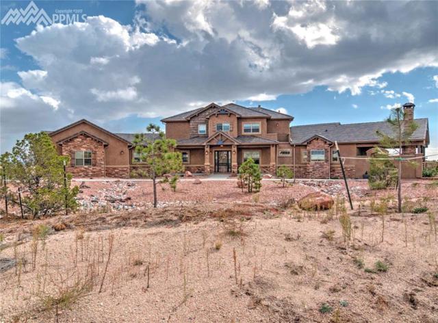 13490 Eastonville Road, Elbert, CO 80106 (#7467031) :: 8z Real Estate