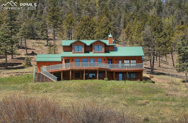 400 Lone Eagle Road, Westcliffe, CO 81252 (#7509468) :: 8z Real Estate