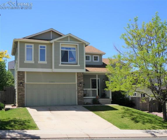 6465 Pinto Pony Drive, Colorado Springs, CO 80922 (#7525136) :: The Hunstiger Team