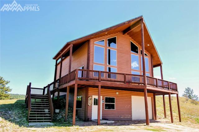892 County 31 Road, Florissant, CO 80816 (#7558235) :: The Treasure Davis Team