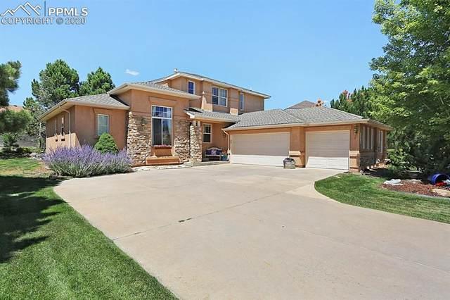 5610 Mercer Drive, Colorado Springs, CO 80918 (#7641245) :: The Kibler Group