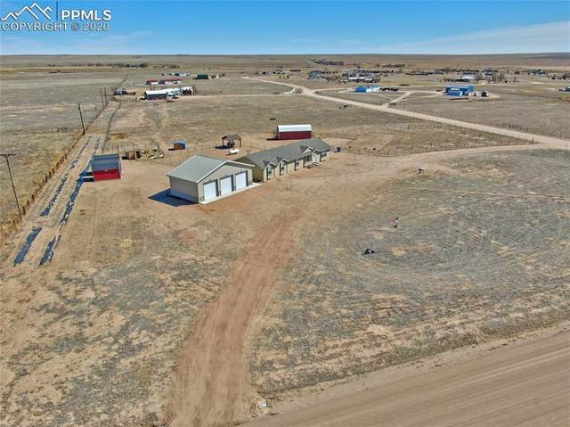 24830 Impala Circle, Calhan, CO 80808 (#7789439) :: 8z Real Estate