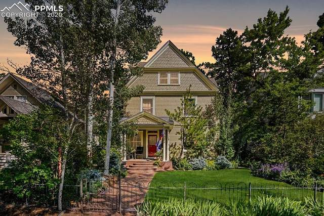 1623 N Tejon Street, Colorado Springs, CO 80907 (#7999631) :: The Scott Futa Home Team