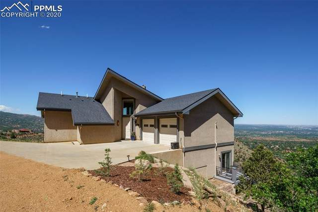 835 Neon Moon View, Manitou Springs, CO 80829 (#8088219) :: Fisk Team, RE/MAX Properties, Inc.