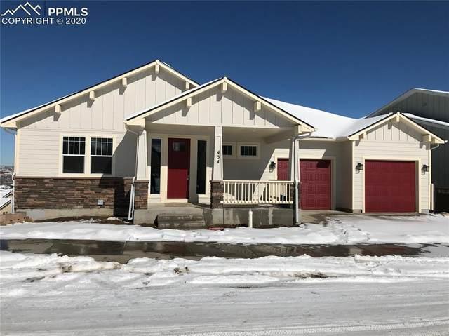 454 Eclipse Drive, Colorado Springs, CO 80905 (#8259785) :: 8z Real Estate