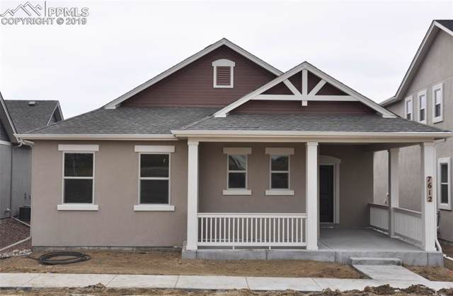 7612 Grizzly Rose Way, Colorado Springs, CO 80923 (#8266617) :: The Kibler Group