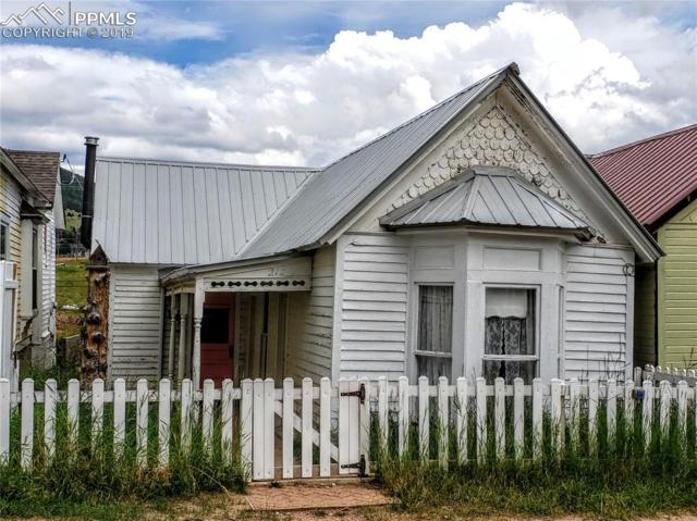 212 S 2nd Street, Victor, CO 80860 (#8280338) :: Action Team Realty