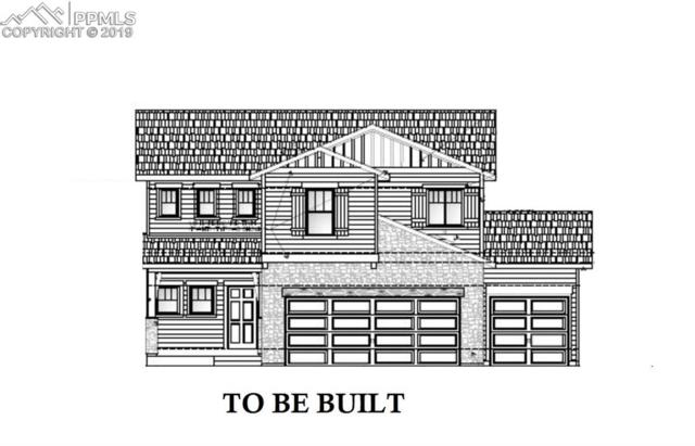 6752 David Anthony Court Lot 11, Colorado Springs, CO 80922 (#8367584) :: Tommy Daly Home Team