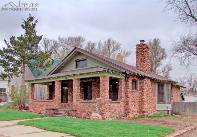 831 E Dale Street, Colorado Springs, CO 80903 (#8457320) :: Action Team Realty
