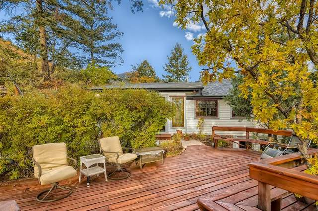 913 High Road, Manitou Springs, CO 80829 (#8467578) :: 8z Real Estate