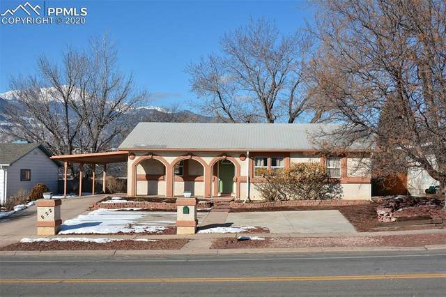 622 N 30th Street, Colorado Springs, CO 80904 (#8576525) :: The Treasure Davis Team