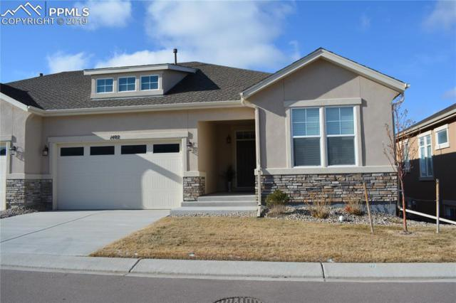 1402 Promontory Bluff View, Colorado Springs, CO 80921 (#8950695) :: The Daniels Team