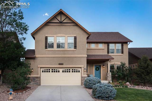 4435 Campus Bluffs Court, Colorado Springs, CO 80918 (#9358322) :: Action Team Realty