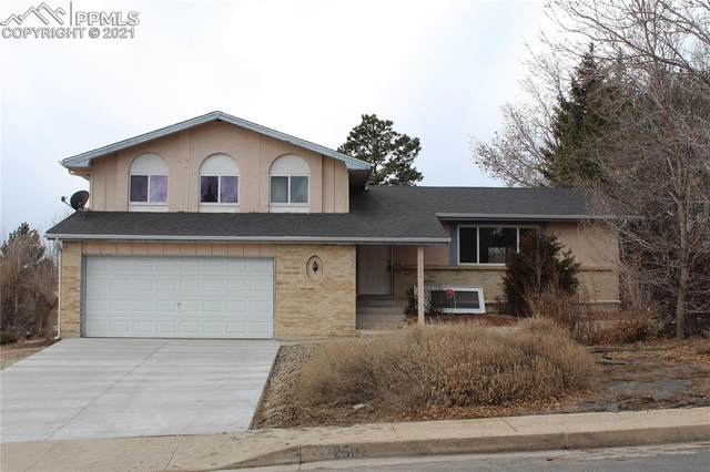 2502 Sierra Drive, Colorado Springs, CO 80917 (#9641291) :: The Dixon Group