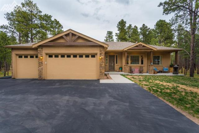 10936 Silver Mountain Point, Colorado Springs, CO 80908 (#9641826) :: The Hunstiger Team