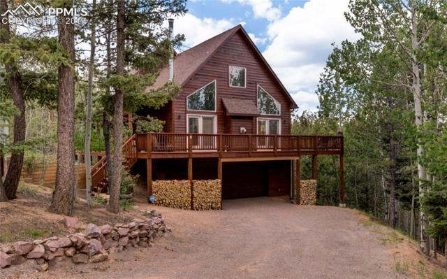 149 Potlatch Trail, Woodland Park, CO 80863 (#9696173) :: The Treasure Davis Team