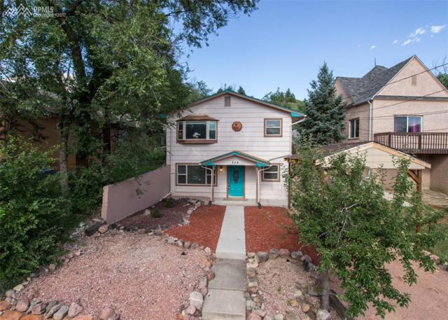 828 W Kiowa Street, Colorado Springs, CO 80905 (#9920988) :: 8z Real Estate