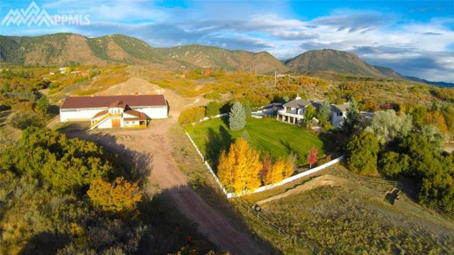 2855 Hay Creek Road, Colorado Springs, CO 80921 (#2371855) :: RE/MAX Advantage