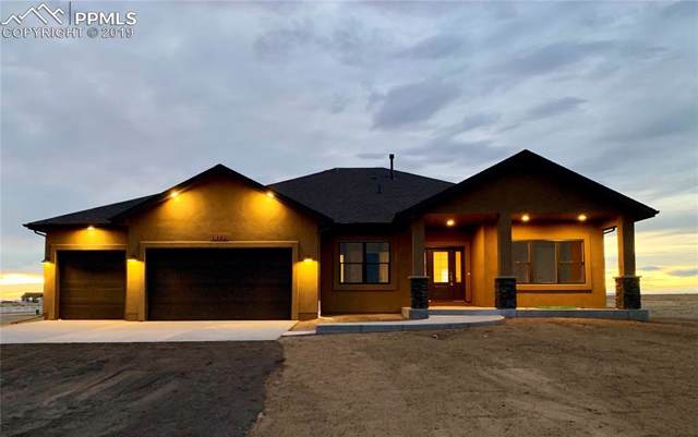 19750 Good Life View, Calhan, CO 80808 (#2662363) :: 8z Real Estate