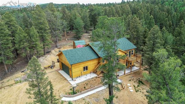 286 Saguache Drive, Florissant, CO 80816 (#3457964) :: CC Signature Group