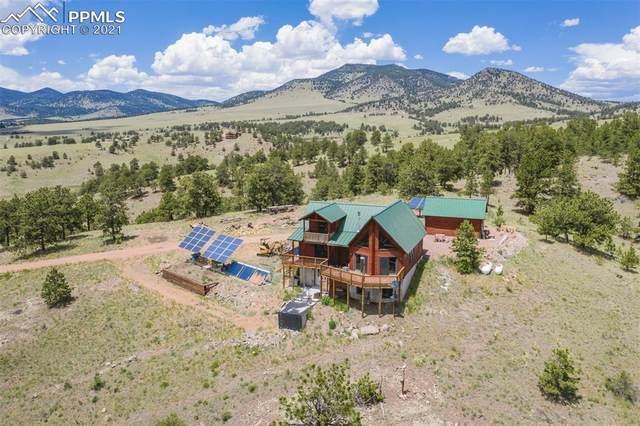 396 Eagle Nest Trail, Guffey, CO 80820 (#3927965) :: Symbio Denver
