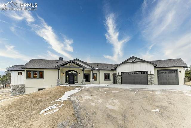 14894 Snowy Pine Point, Colorado Springs, CO 80908 (#4771469) :: Realty ONE Group Five Star
