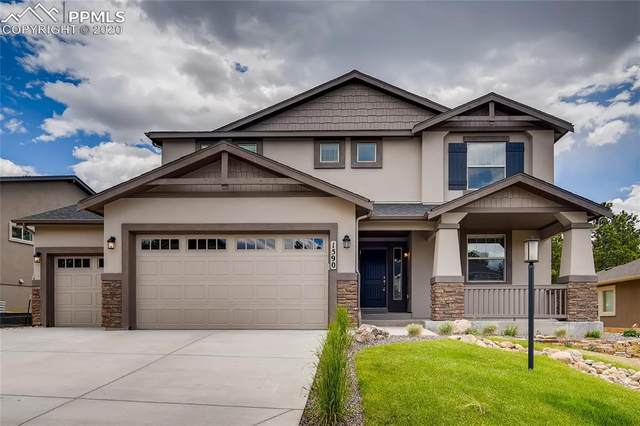 1590 Summerglow Lane, Monument, CO 80132 (#5269421) :: Action Team Realty