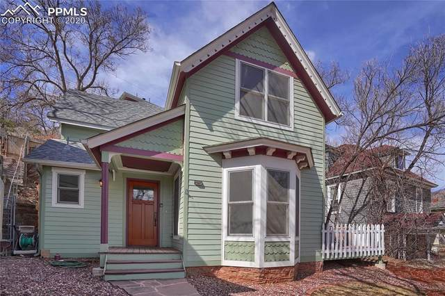 1121 Manitou Avenue, Manitou Springs, CO 80829 (#5278802) :: Tommy Daly Home Team