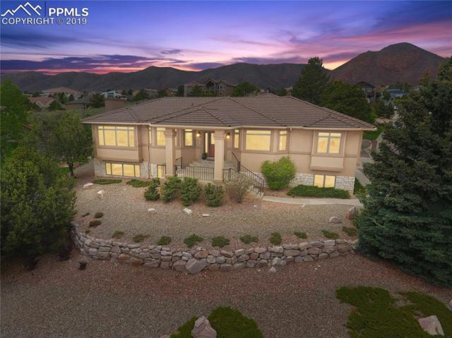 2525 Brogans Bluff Drive, Colorado Springs, CO 80919 (#5284861) :: Jason Daniels & Associates at RE/MAX Millennium