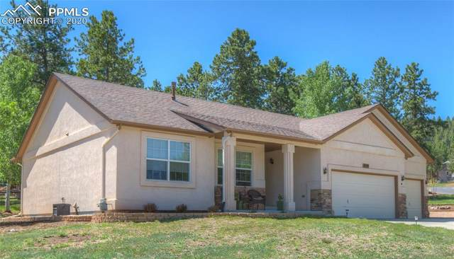 829 Misty Pines Circle, Woodland Park, CO 80863 (#5407589) :: Fisk Team, RE/MAX Properties, Inc.