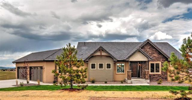 17434 Pond View Place, Colorado Springs, CO 80908 (#5671051) :: 8z Real Estate