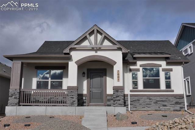 7607 Grizzly Rose Way, Colorado Springs, CO 80923 (#6062013) :: The Daniels Team