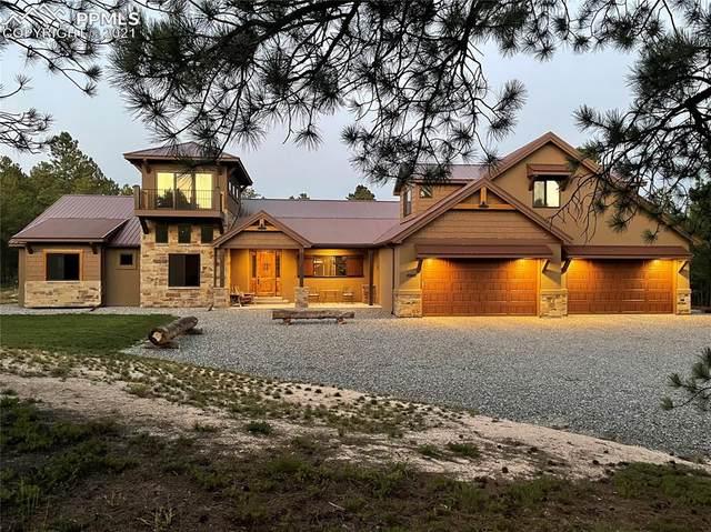 15995 Park Avenue, Colorado Springs, CO 80921 (#6382713) :: The Treasure Davis Team | eXp Realty