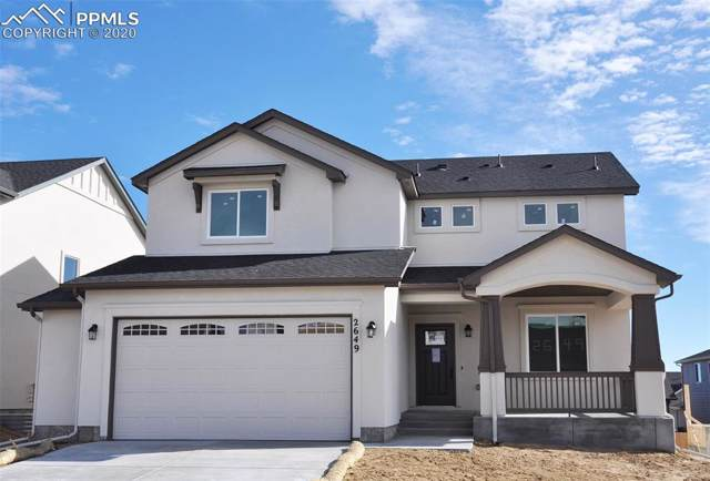 2649 Shawnee Drive, Colorado Springs, CO 80922 (#6732546) :: Action Team Realty