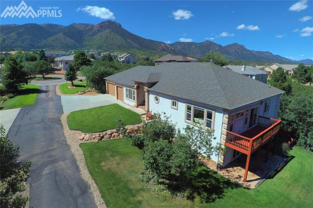 2720 Roundstone Court, Colorado Springs, CO 80919 (#6799263) :: The Hunstiger Team