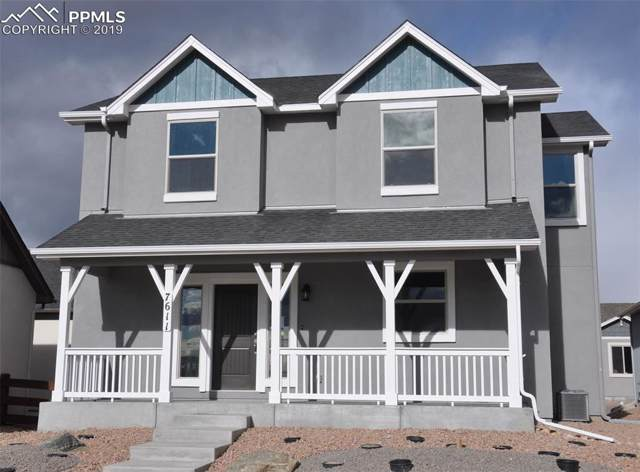 7611 Grizzly Rose Way, Colorado Springs, CO 80923 (#8111577) :: The Daniels Team