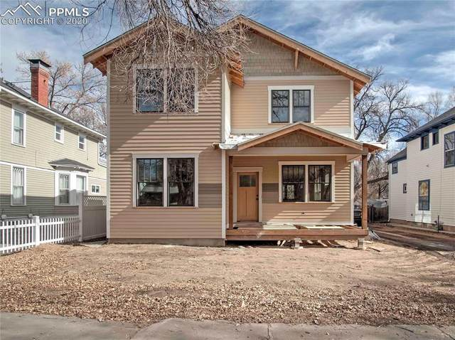 1615 N Weber Street, Colorado Springs, CO 80907 (#8156931) :: The Daniels Team