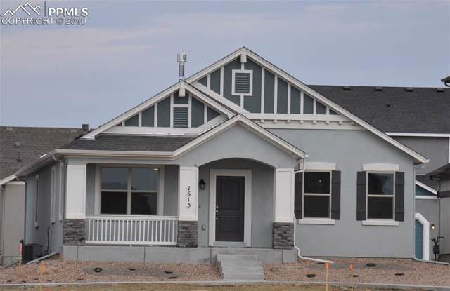 7615 Grizzly Rose Way, Colorado Springs, CO 80923 (#8507918) :: The Kibler Group