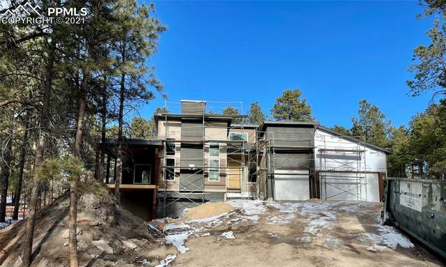 19795 Sleepy Hollow Road, Monument, CO 80132 (#8574663) :: Realty ONE Group Five Star